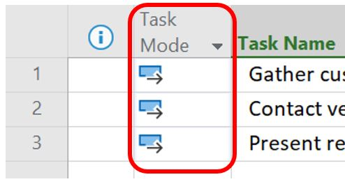 Auto scheduled task icon