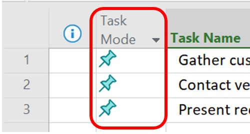 Manual task icon