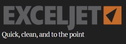 ExcelJet logo